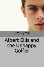 Front cover, Ellis and the Golfer