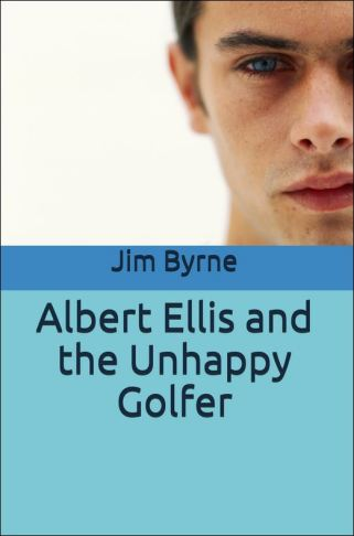 Front cover, Ellis and the Golfer3