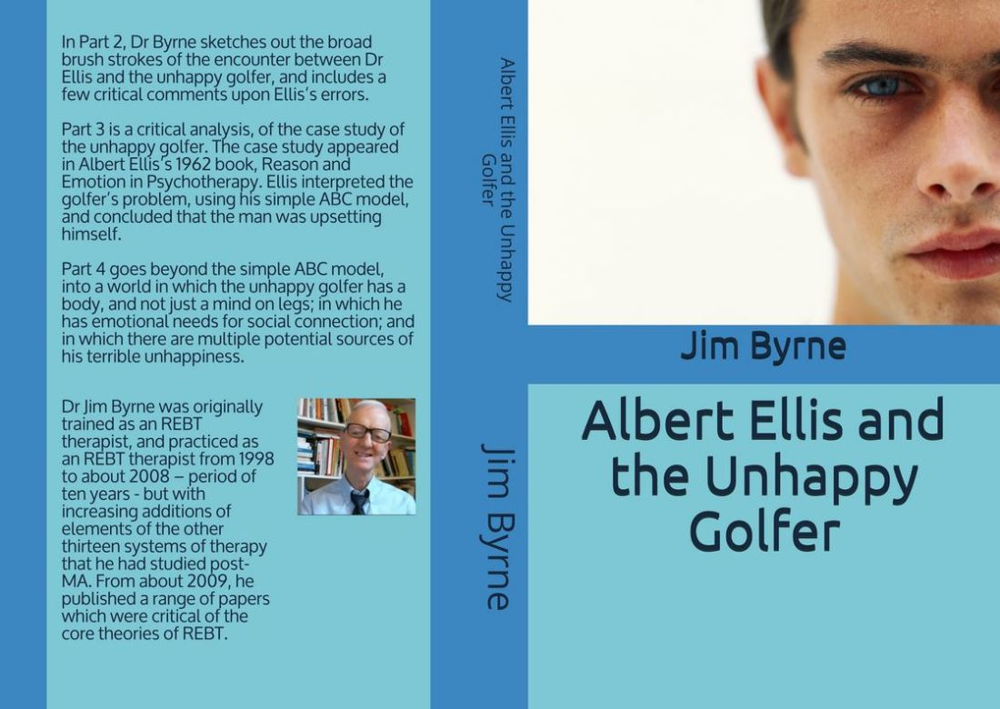 Whole cover, Ellis and the Golfer3