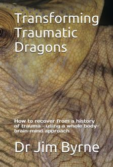 Front cover Dragons Trauma book June 2020