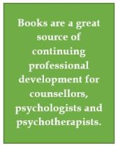 Boks for counsellors, psychotherapsits and psychologists