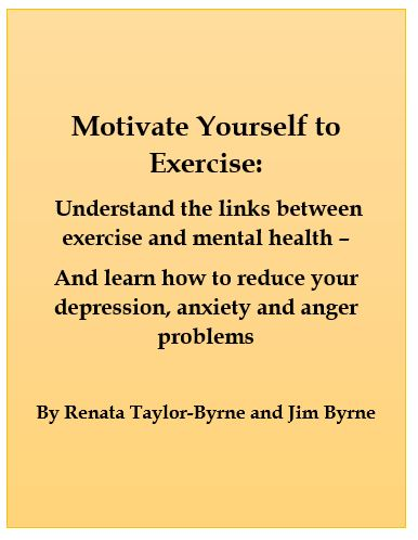 Motivate Yourself to Exercise, draft cover