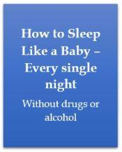 Sleep like a baby, drft cover
