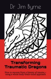 Front cover 2, Dragons Trauma book June 2020