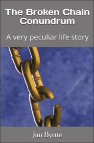 Front cover, Broken Chain, 1