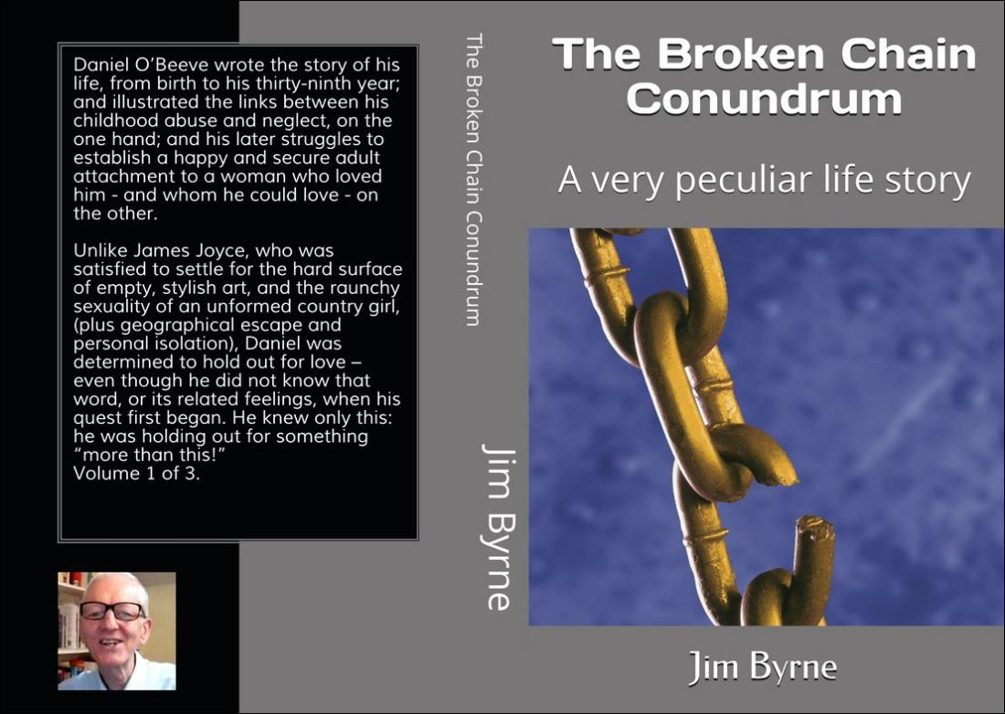 Whole cover, Broken Chain, 1